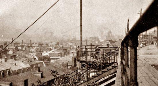 Vue sur le printemps 1918 - Jean Cazes