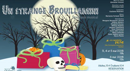 Un étrange Brouillamini