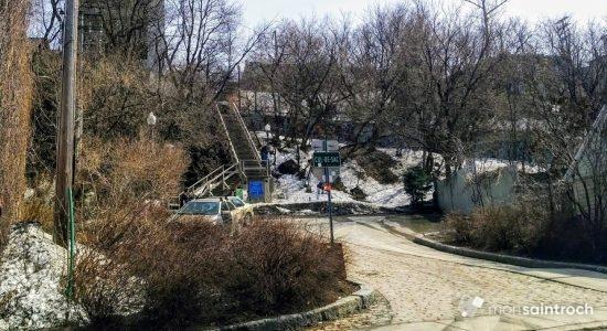 La Ville n'asphaltera pas la côte Badelard - Céline Fabriès