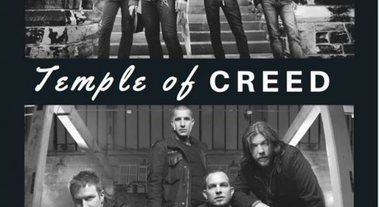 Hommage à Stone Temple Pilots et Creed avec Temple of Creed