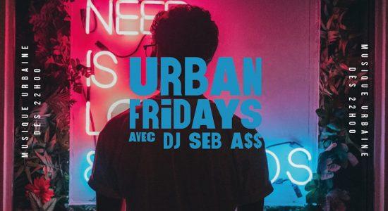 Soirées Urban Fridays