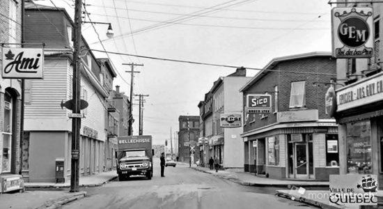 Saint-Roch dans les années 1960 (17) : intersection du Pont – de la Reine - Jean Cazes