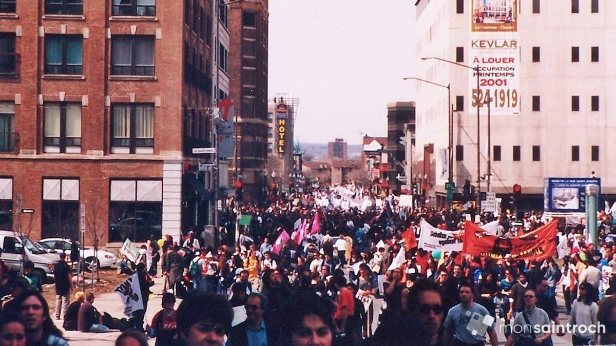 Sommet des Amériques 2001 : souvenirs de la Marche des Peuples | 5 juin 2018 | Article par Jean Cazes