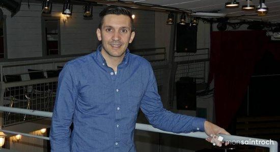 Le Café-Rencontre du Centre-Ville accueille son nouveau directeur - Jean Cazes