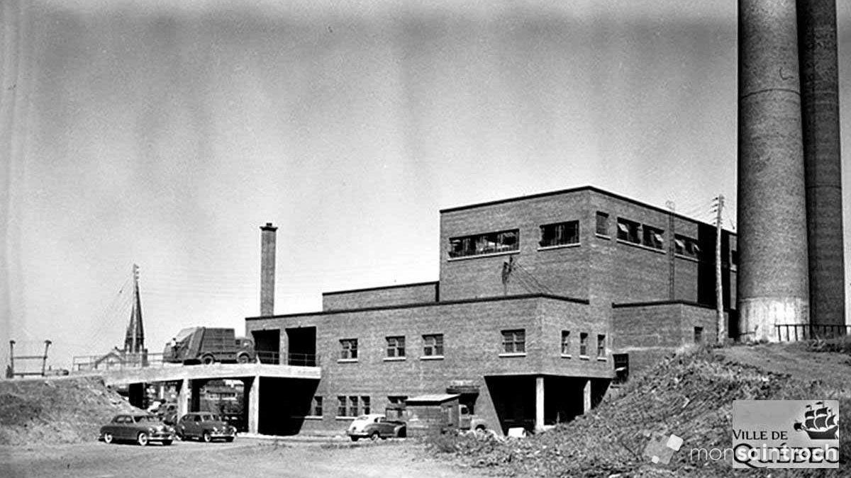 Saint-Roch dans les années 1950 (17) : le deuxième incinérateur de Québec | 29 juillet 2018 | Article par Jean Cazes