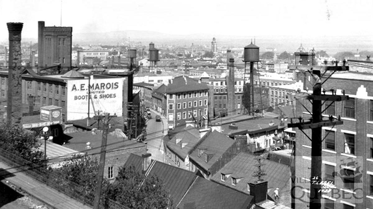 Manufacture A. E. Marois. 1928.