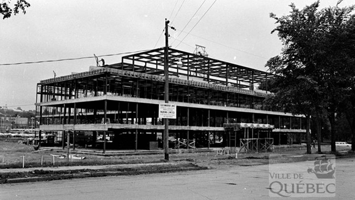 Saint-Roch dans les années 1960 (20) : construction de la centrale de police | 22 juillet 2018 | Article par Jean Cazes
