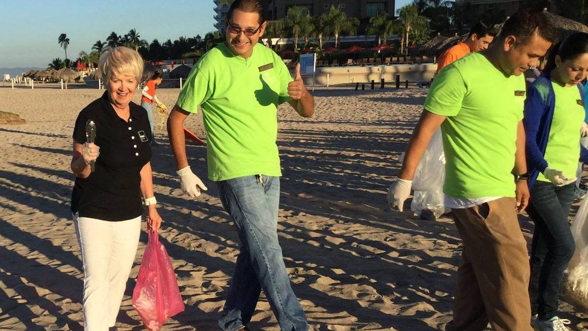 C MONBAG : une mission vouée au nettoyage des rivages | 26 juillet 2018 | Article par Véronique Demers