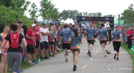 Plus de 9000 coureurs au Défi Entreprises Québec - Véronique Demers