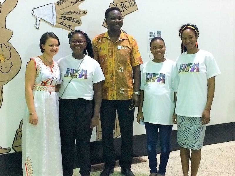 Comité organisateur de la Journée Internationale de la Femme Africaine (JIFA)