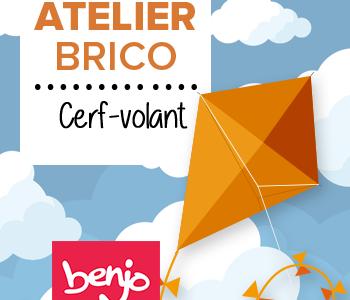 Atelier brico • Cerf-Volant