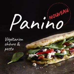 Nouveau Panino chez Mia Pasta!   Mia Pasta