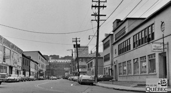 Saint-Roch dans les années 1960 (22) : la rue Saint-Roch - Jean Cazes