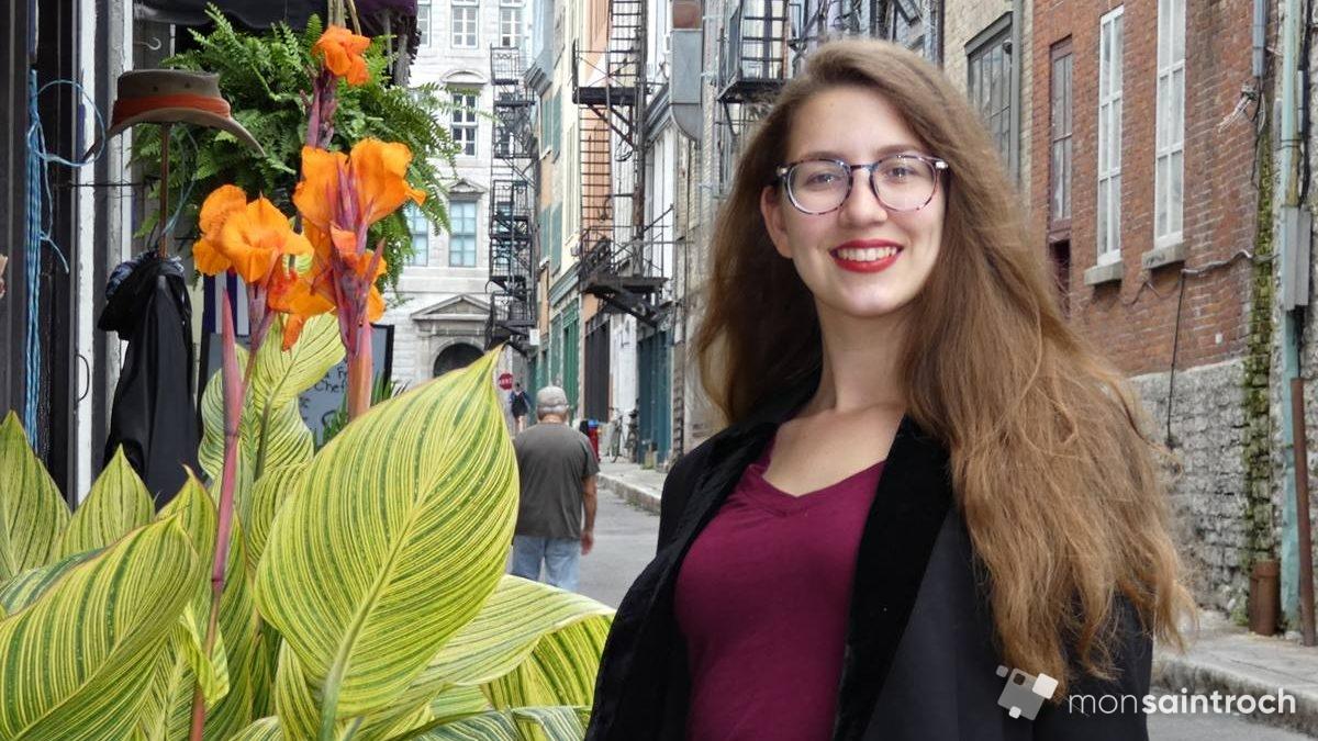 Élisabeth Grégoire, candidate du Parti vert du Québec dans Taschereau | 7 septembre 2018 | Article par Baptiste Piguet
