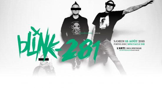 Blink 281 – le meilleur hommage à Blink 182 // L'Anti