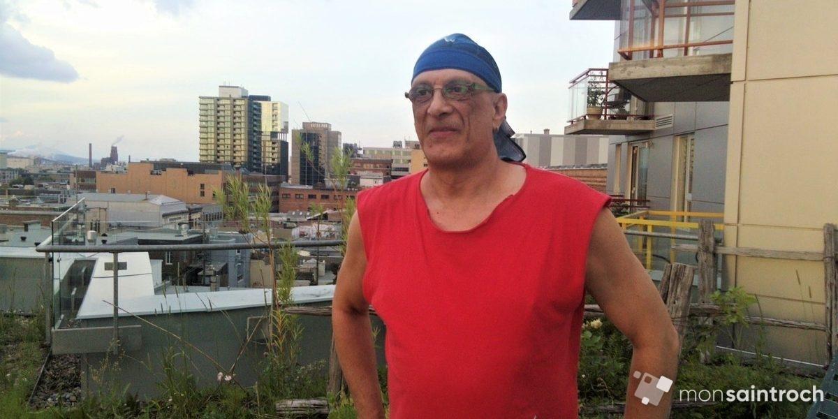 Pierre Frappier, la force fragile d'un militant | 16 août 2018 | Article par Geneviève Morin