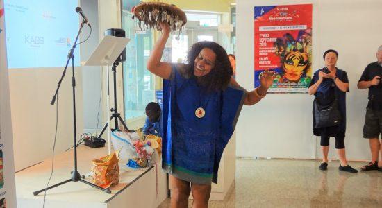 42 pays à l'honneur dans le carnaval multiculturel du MondoKarnaval - Jessica Lebbe