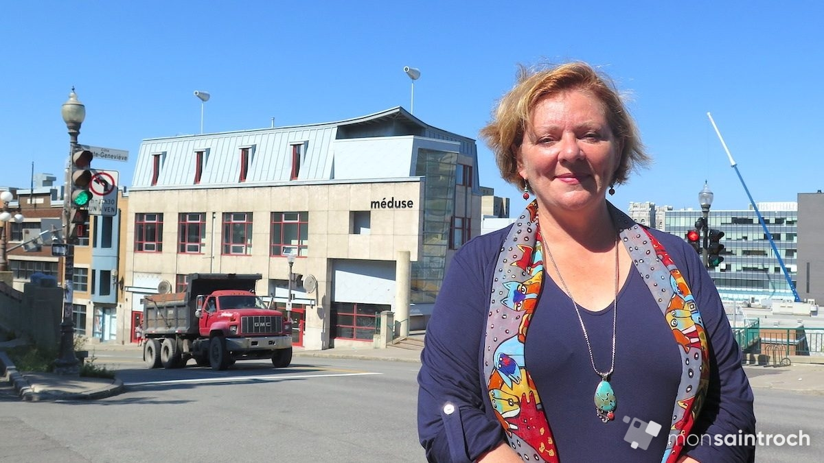 Diane Lavallée, candidate du Parti Québécois dans Taschereau | 17 septembre 2018 | Article par Véronique Demers