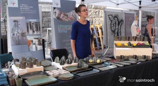 Marché d'artistes - Maison des m.tiers d'art de Québec