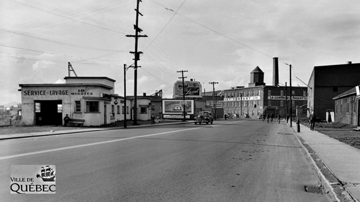Saint-Roch dans les années 1950 (19) : lave-auto | 21 octobre 2018 | Article par Jean Cazes