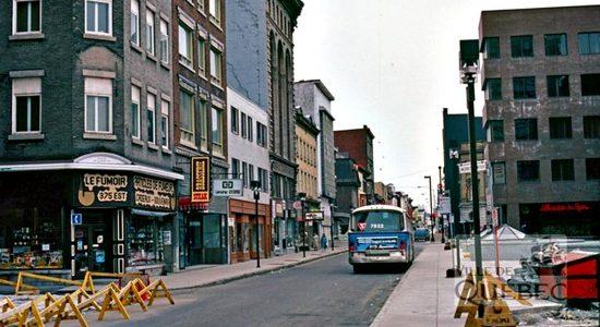 Saint-Roch dans les années 1980 (12) : rue Saint-Joseph - Jean Cazes