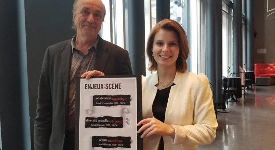Théâtre de la Bordée : un projet pour s'ancrer dans son milieu - Léa Fischer-Albert