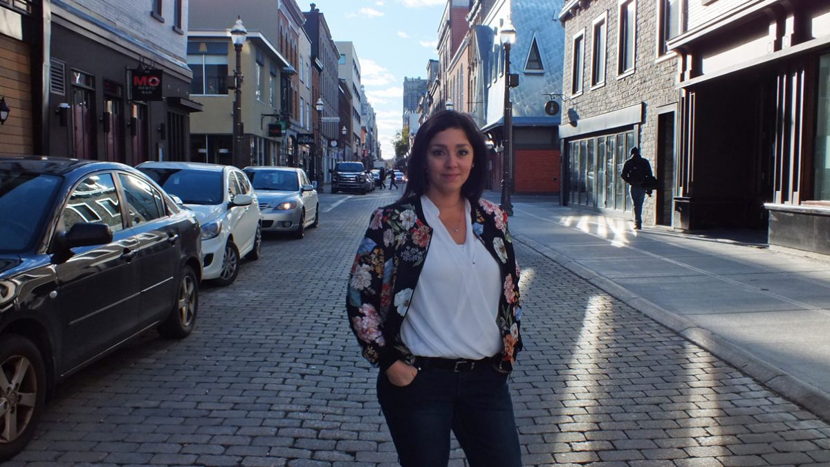 Alexandra Leconte, nouvelle DG de la SDC St-Roch | 29 octobre 2018 | Article par Céline Fabriès
