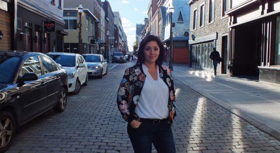 Alexandra Leconte, nouvelle DG de la SDC St-Roch - Céline Fabriès