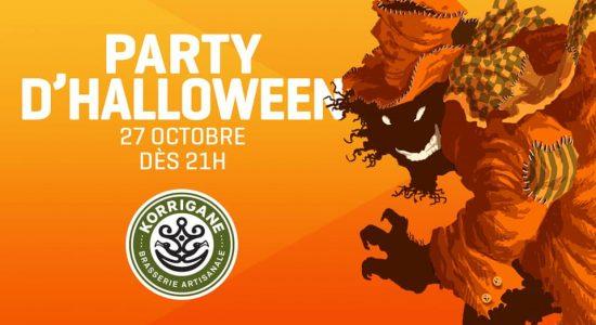 L'Halloween à La Korrigane