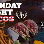 Monday Night Tacos | Pub du Parvis