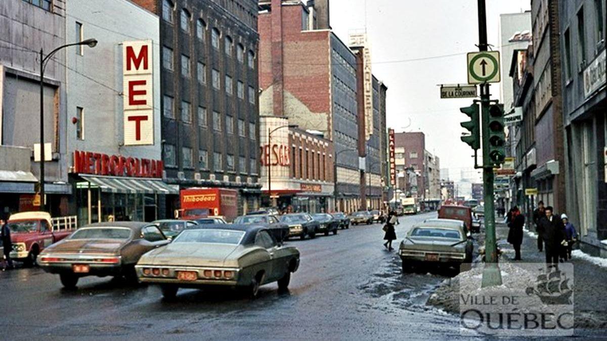 Saint-Roch dans les années 1970 (23) : boulevard Charest Est | 16 décembre 2018 | Article par Jean Cazes