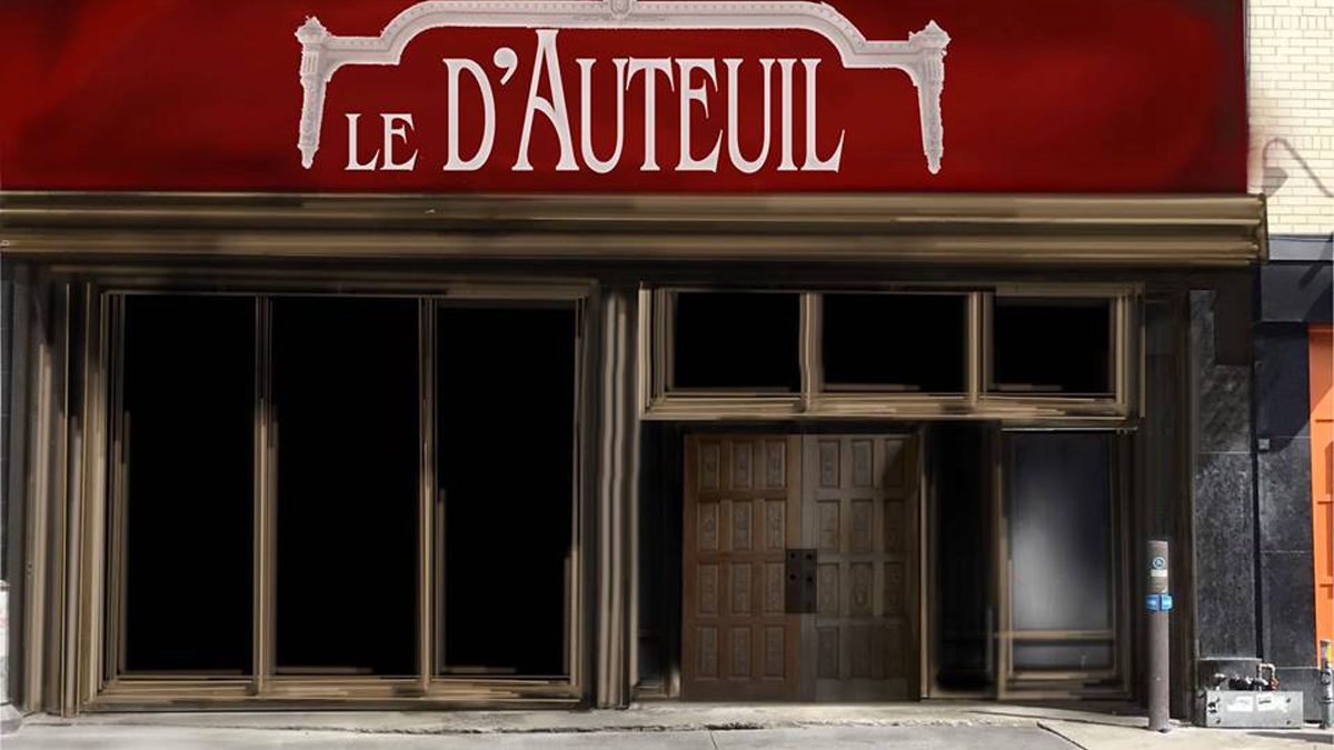 Des spectacles dès le 15 décembre pour Le D'Auteuil « 2.0 » | 6 décembre 2018 | Article par Suzie Genest