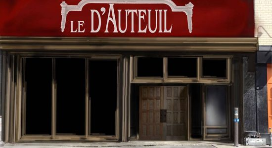 Des spectacles dès le 15 décembre pour Le D'Auteuil « 2.0 » - Suzie Genest