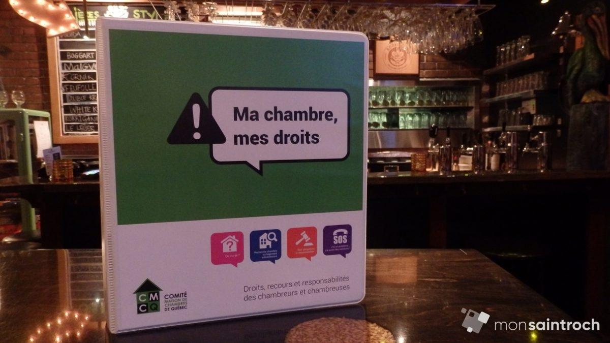«Ma chambre, mes droits» : un outil pour améliorer les conditions de vie | 31 janvier 2019 | Article par Baptiste Piguet