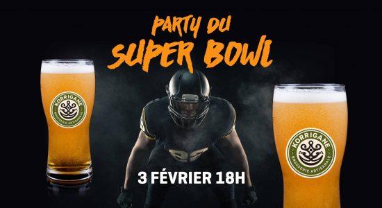 Party du Super Bowl