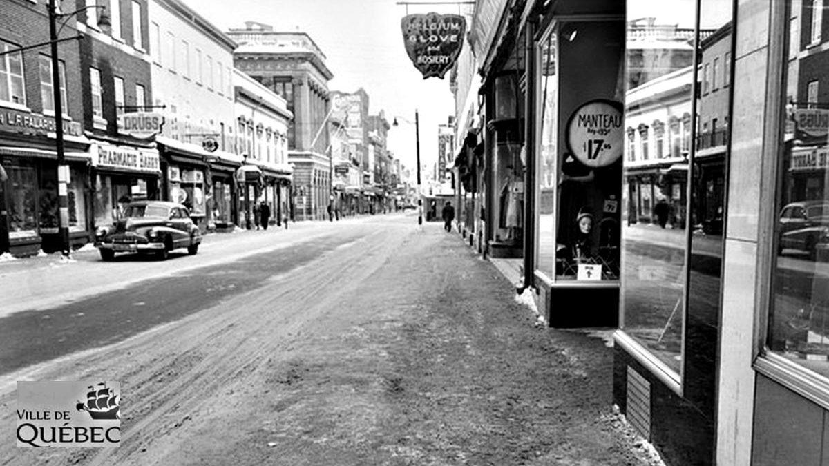 Saint-Roch dans les années 1950 (20) : rue Saint-Joseph Est | 17 février 2019 | Article par Jean Cazes