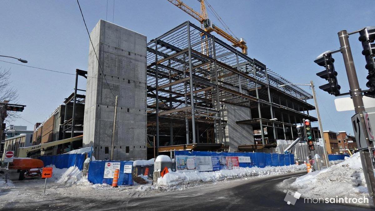 Centre communautaire YMCA Saint-Roch : un directeur et un chantier en évolution | 8 février 2019 | Article par Jean Cazes