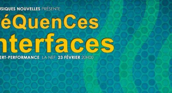 FréQuenCes / Interfaces