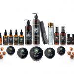 Gamme de produits pour le soin de la barbe - Naturel Argania