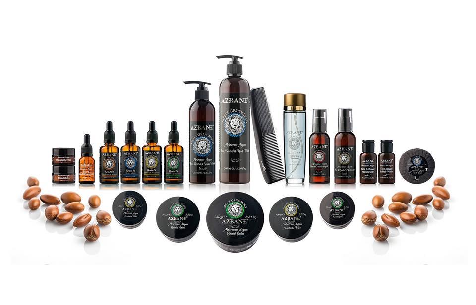 Gamme de produits pour le soin de la barbe | Naturel Argania