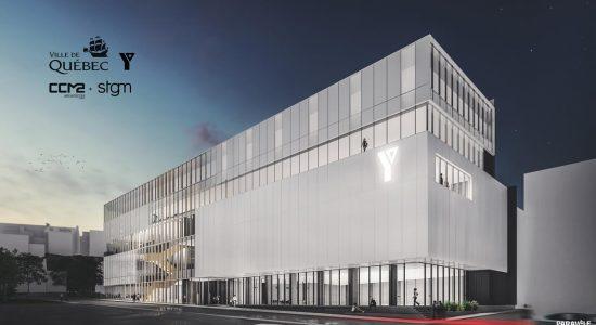 YMCA de Saint-Roch - Rendu