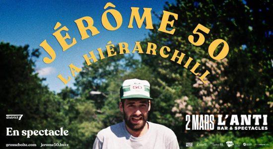 Jérôme 50