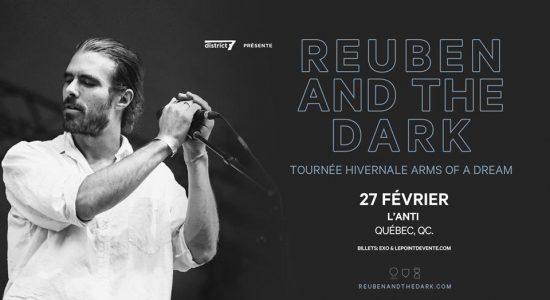 Reuben and the Dark avec Ombre