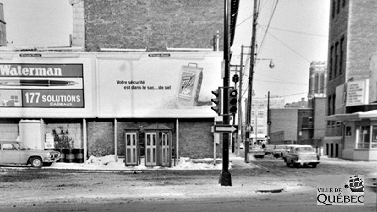 Saint-Roch dans les années 1960 (35) : intersection des rues Dorchester et du Roi | 15 mars 2020 | Article par Jean Cazes