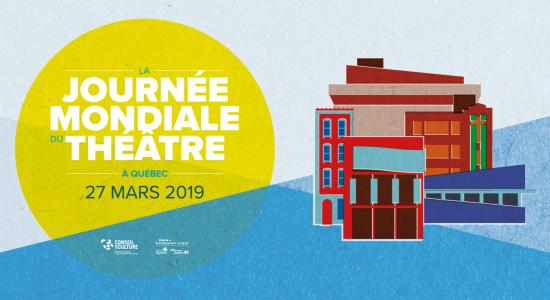 Échanges et partage au cœur de la Journée mondiale du théâtre 2019 - Monmontcalm