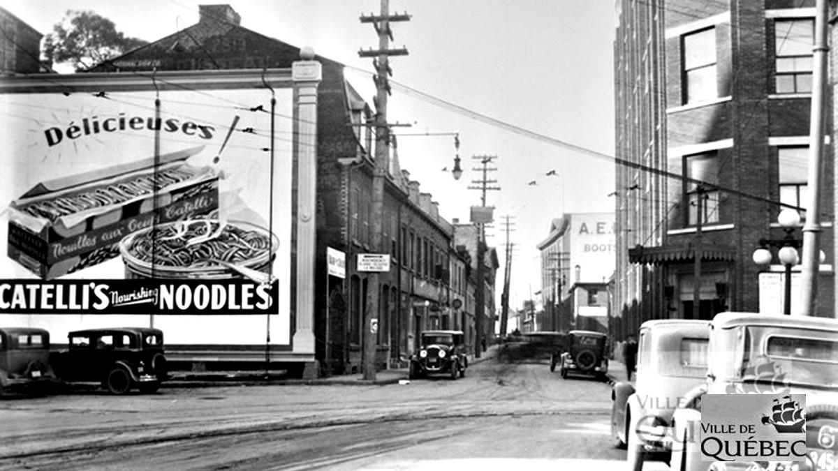 Saint-Roch dans les années 1920 (2) : intersection des rues de la Couronne et Saint-Vallier   28 avril 2019   Article par Jean Cazes