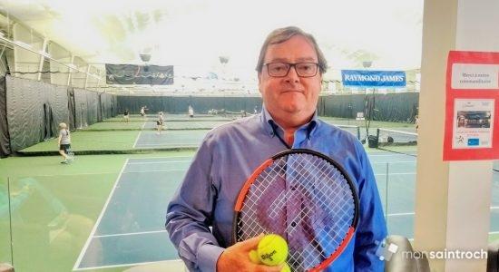 Vent de fraîcheur pour le Tennis Victoria - Jason Duval