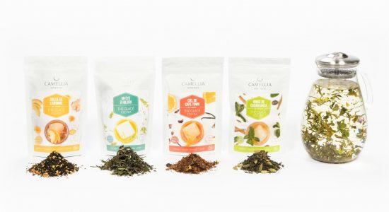 Thés glacés | Camellia Sinensis Maison de thé