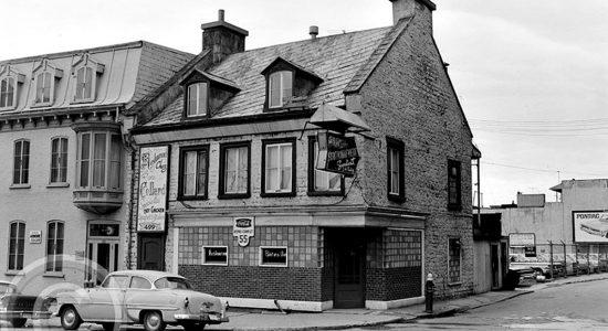 Saint-Roch dans les années 1960 (30) : Chez René Collard - Jean Cazes