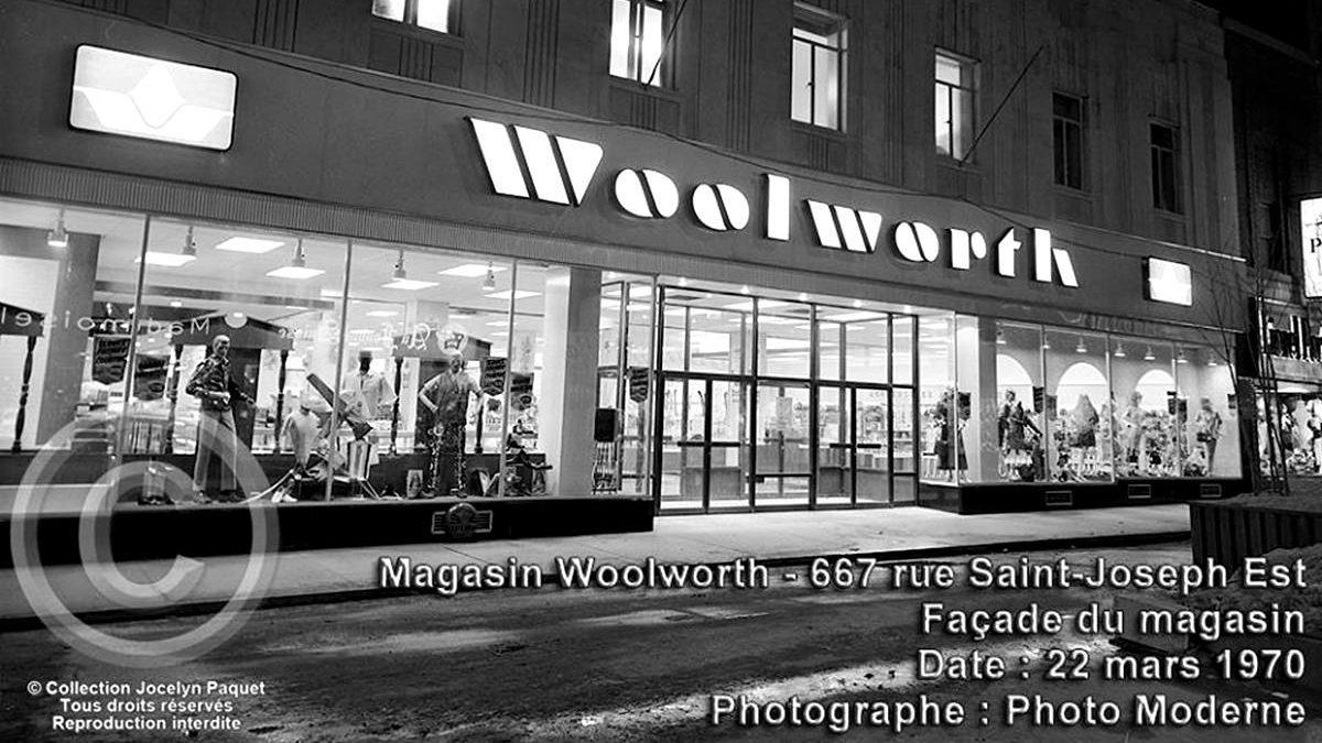 Saint-Roch dans les années 1970 (33): réouverture du magasin Woolworth | 10 mai 2020 | Article par Jean Cazes
